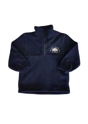 Solway School Polar Fleece Navy