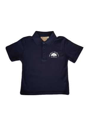 Solway School Polo Navy